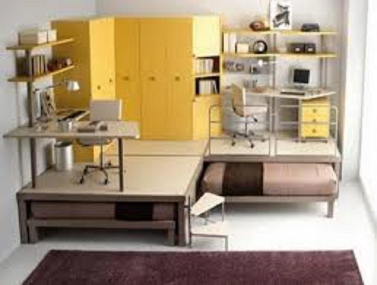 Perabotan multifungsi untuk rumah minimalis