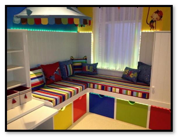 Desain Ruang Bermain Untuk Anak Kecil