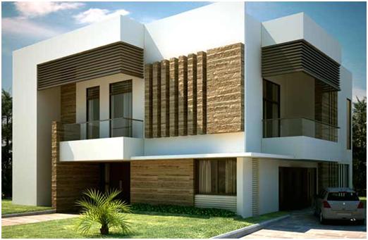 Rumah Minimalis Modern 45