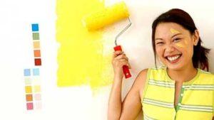 tips memilih warna interior - ekspresikan gaya warnamu