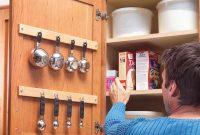 gantungan balik pintu rak kitchen set