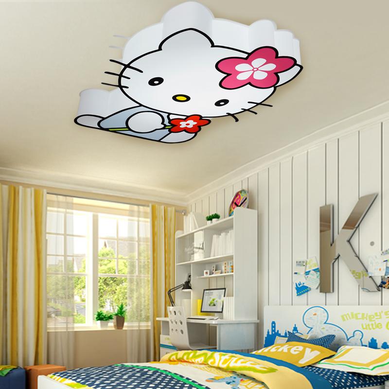 lampu karakter hello kitty