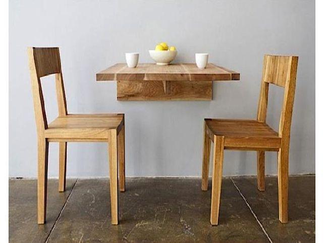 variasi meja makan di rumah kecil anda desain rumah unik