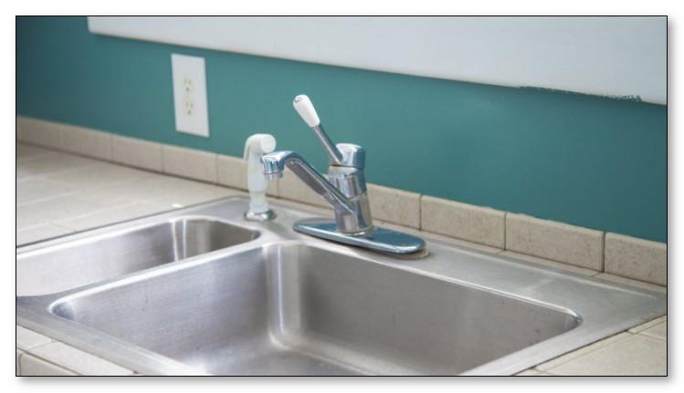 Agar Kitchen Sink Tidak Bocor