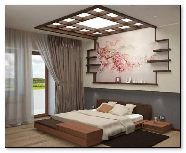 Desain penerangan lampu kamar tidur