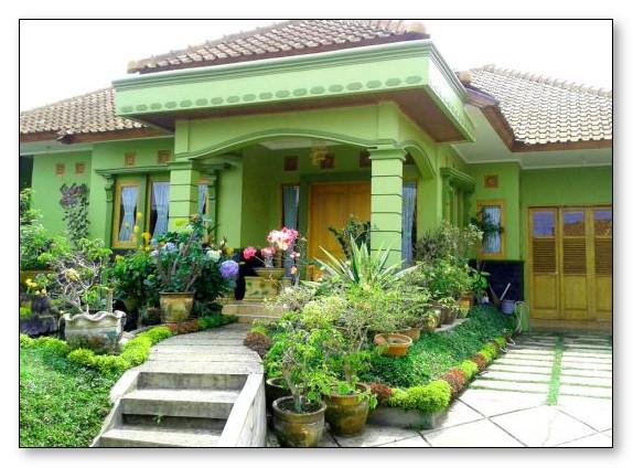 Rumah Hijau Sehat   Segar alami