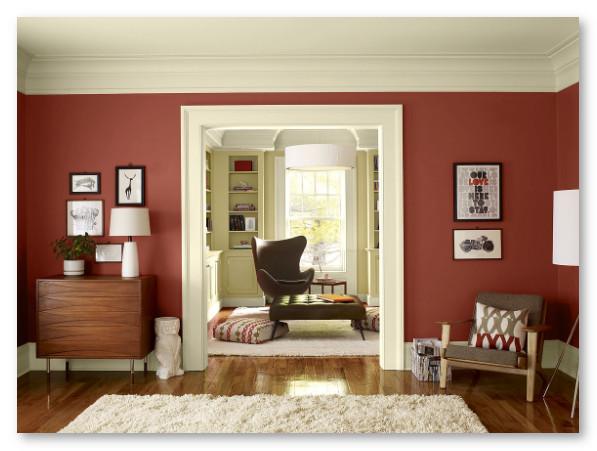 Warna Cat yang Bagus Untuk Ruang Tamu Betah