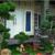 Contoh Desain Taman Hijau Asri Depan Rumah