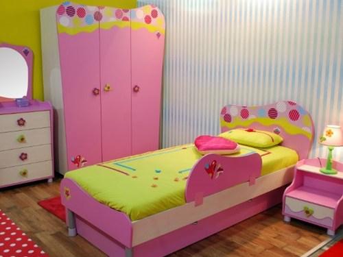 ide kreatif dekorasi kamar anak untuk privasi anak