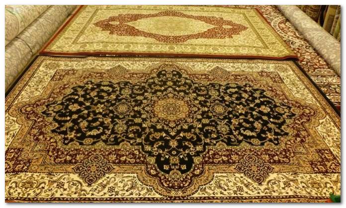 karpet permadani untuk desain lantai