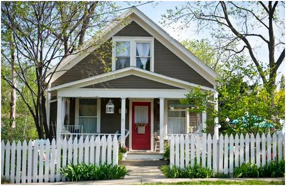 10 tips rumah bergaya vintage modern desain rumah unik