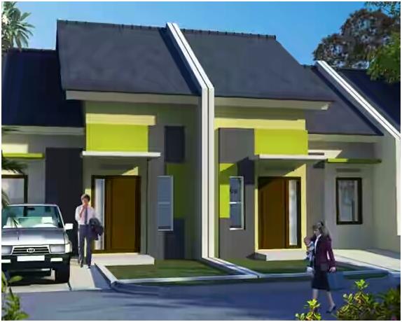 rumah-minimalis-36-satu-pintu