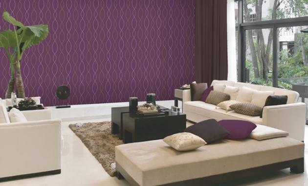 wallpaper-pada-desain-interior-rumah