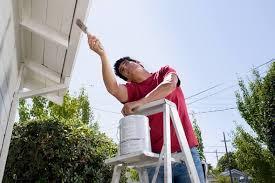 cat ulang rumah