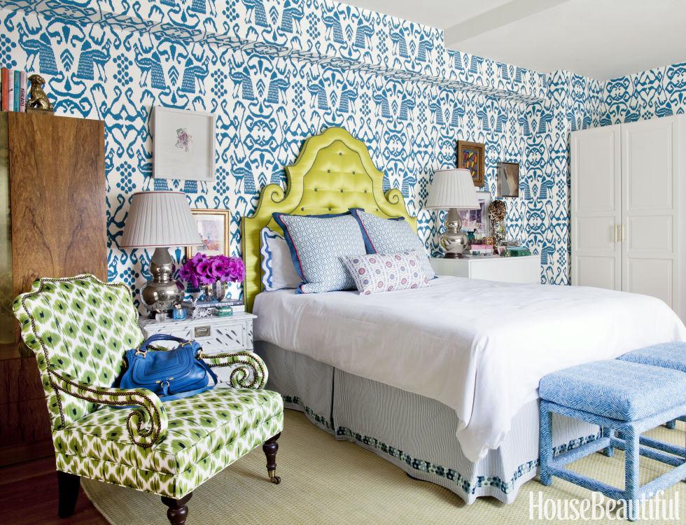 dekorasi kamar tidur yang sempit desain rumah unik