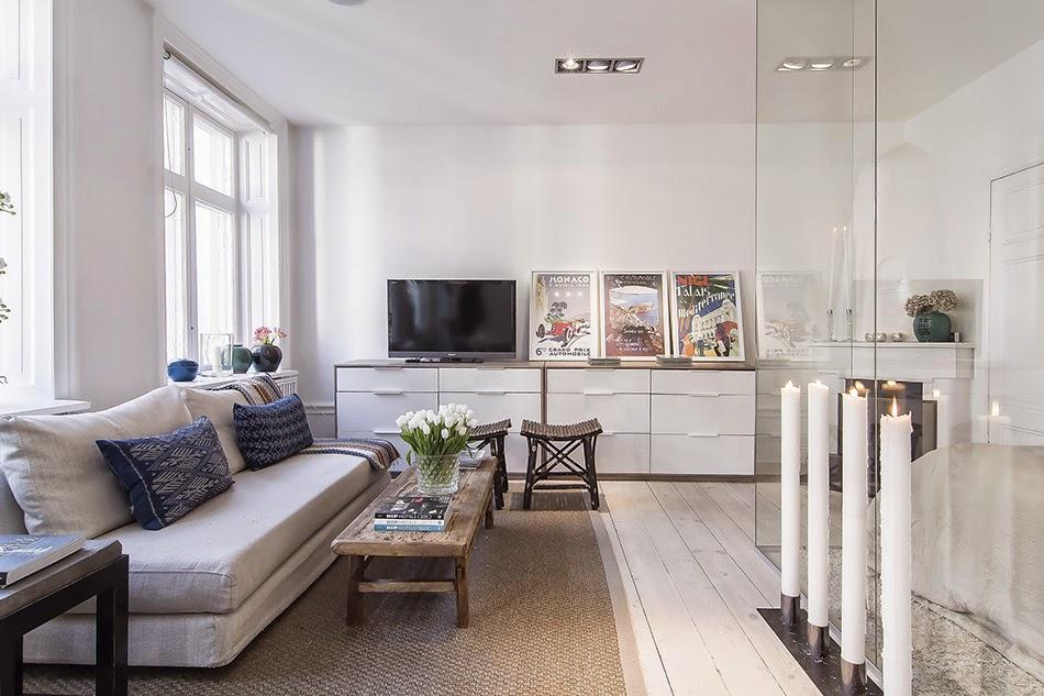 penggunaan kaca pada desain interior rumah
