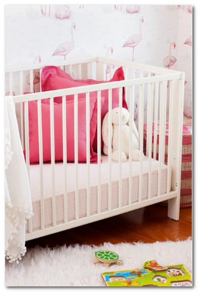 Desain Kamar Tidur Bayi Kembar yang Lucu