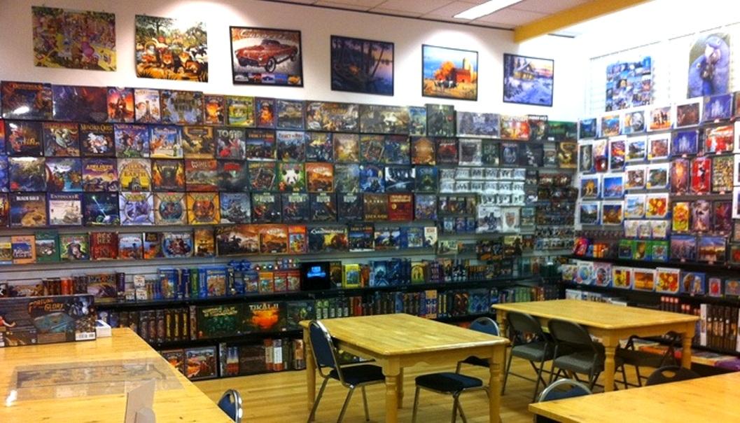 Cafe yang menyediakan permainan atau gameVia: segitiga.net