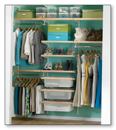 lemari organizer agar rumah tetap terlihat rapi