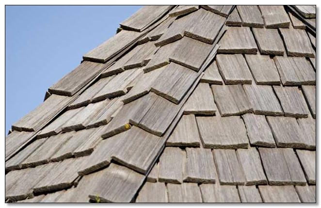 atap genteng dari kayu