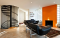 kombinasi-warna-orange-interior-minimalis