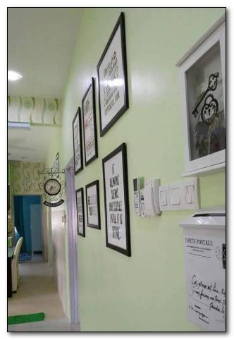 ornamen-gantungan-dinding-untuk-ruang-tamu-minimalis-warna-hijau