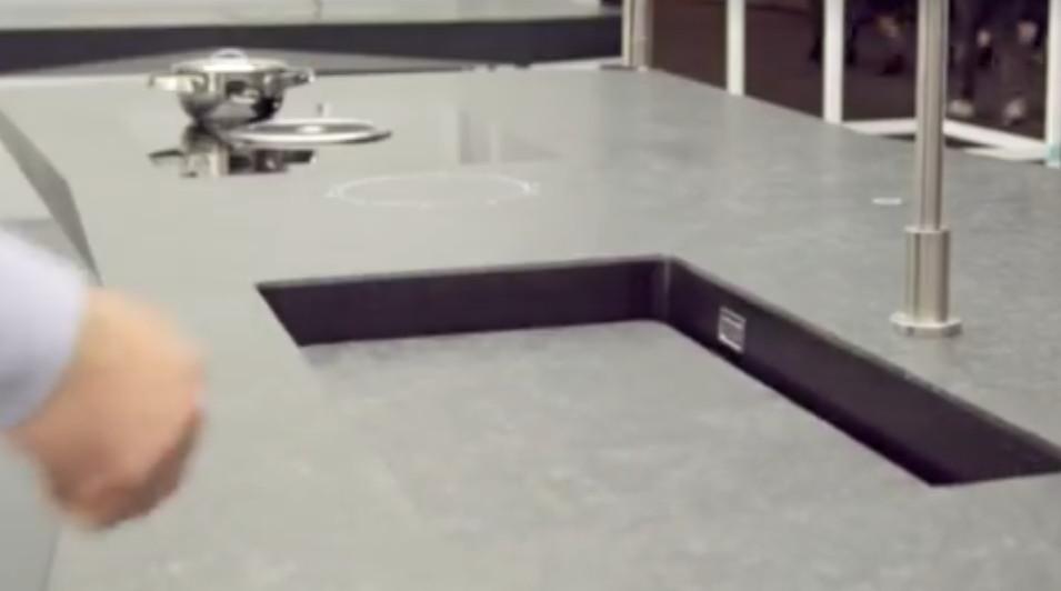 kitchen sink dengan teknologi canggih