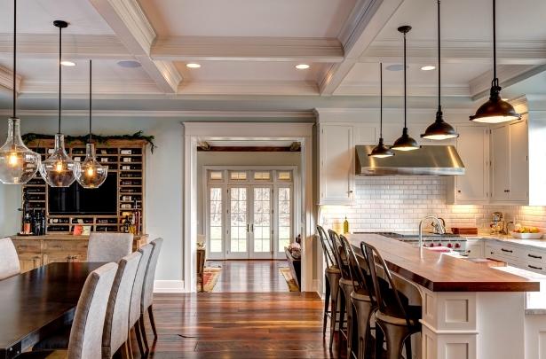 pentingnya pencahayaan pada ruang dapur istimewa
