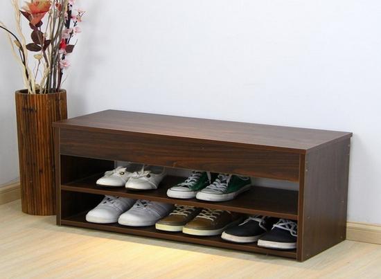 rak sepatu simple minimalis