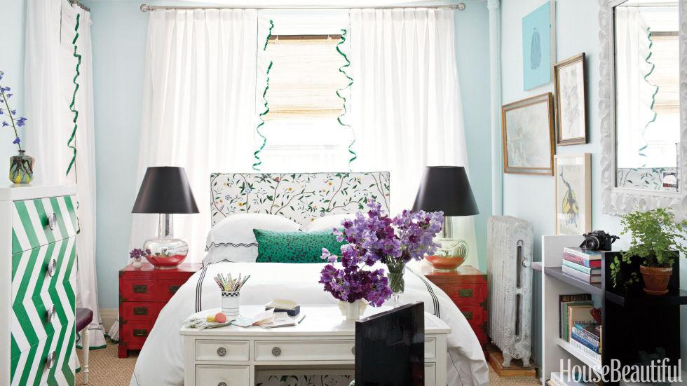 tips mendekorasi kamar tidur sempit