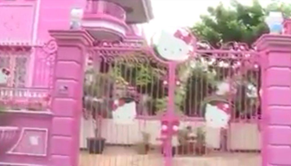 Mengintip Desain Interior Rumah Hello Kitty Desain Rumah