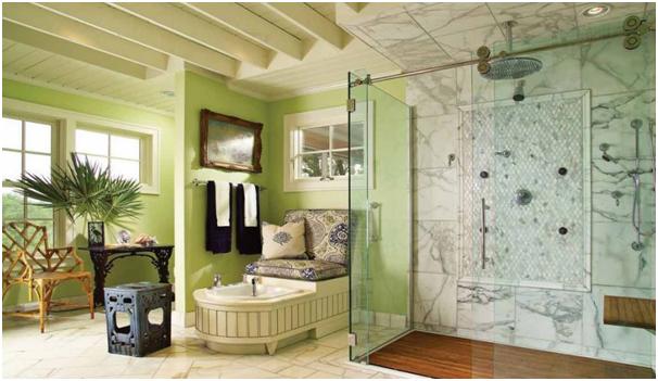 kamar mandi mewah nan modern