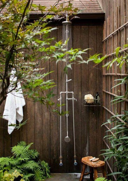 kamar mandi natural outdoor
