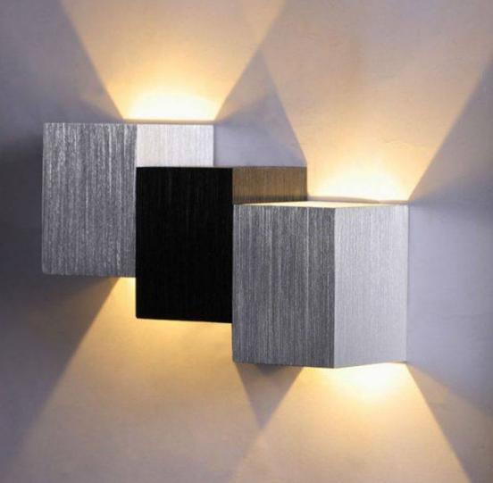 cahaya yang bagus dihasilkan dari lampu led