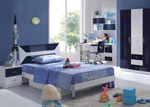 5 warna cat untuk kamar anak desain rumah unik