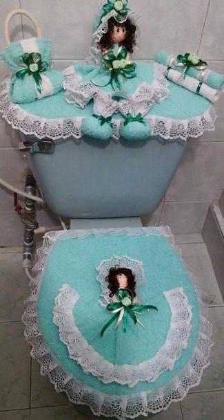 cover toilet duduk lucu unik