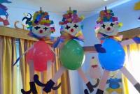dekorasi balon unik untuk acara ulang tahun anak