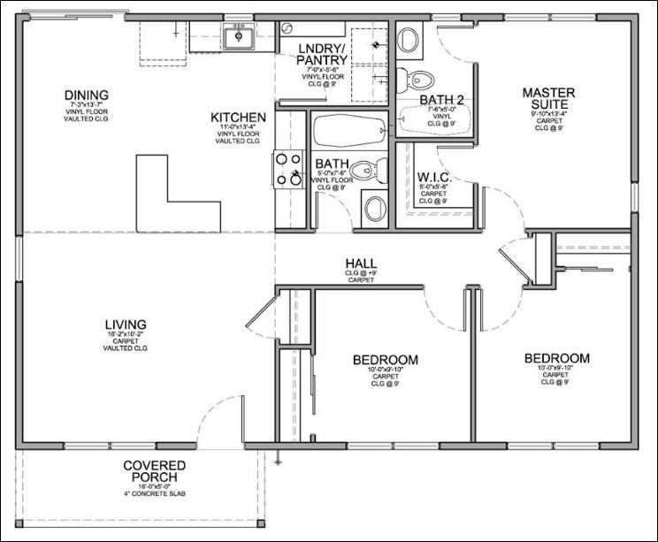 download denah rumah master plan tipe 65