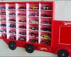 koleksi hot wheels kesayangan di organizer keren