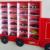 Tempat Koleksi Mainan Anak di Dinding yang Keren