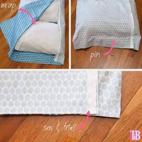 membuat sofabed sederhana dari bahan yang mudah