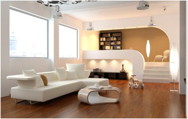 ruang tamu hangat bersama keluarga atau tamu