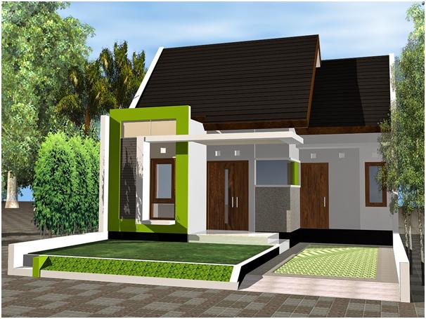 rumah mewah simple dan sederhana
