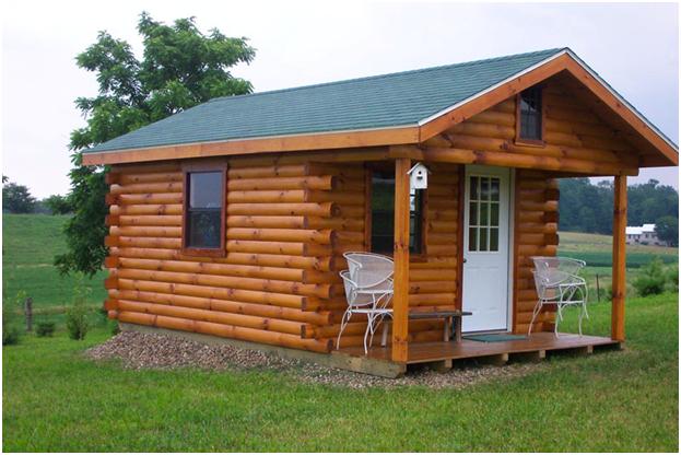 rumah minimalis unik dengan bahan bambu