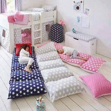 sofabed nyaman digunakan anak kita