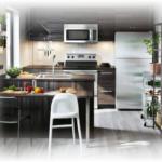 bebaskan gaya dapur anda