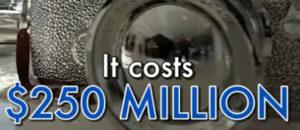 harga rumah 250 juta US dolar