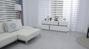 interior desain warna putih