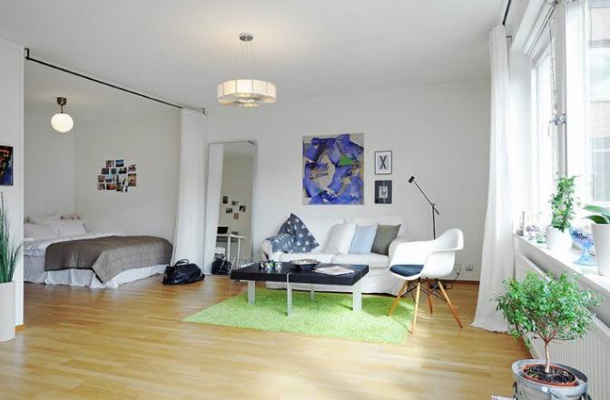 menata ruang apartemen kecil dan sempit