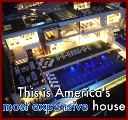 rumah termewah termahal di amerika